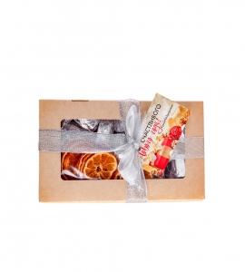 Подарочный набор Шоко-Бомба с мандаринами