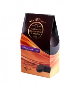 Шоко-бомба Чернослив в шоколаде в коробке 250 г