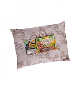Подушка-валик гречишная 40х20 см